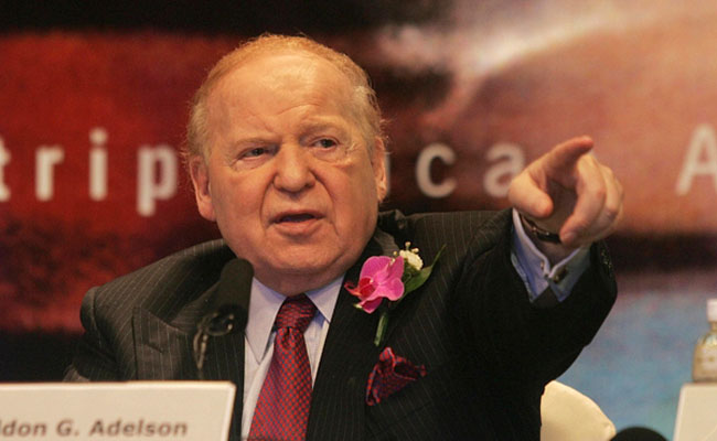 Sheldon Adelson Atlanta Casino