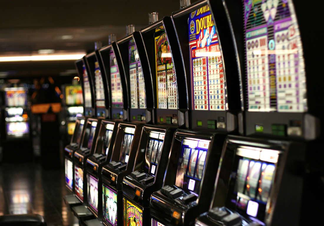 Best slot machine to play online