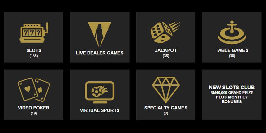 Basta Online Casino Slots Village