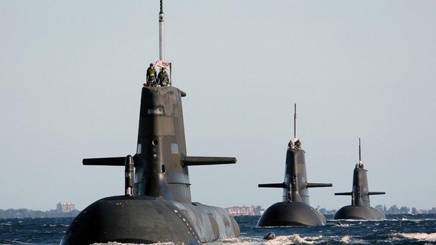 If You Win PowerBall Jackpot - Submarine Fleet