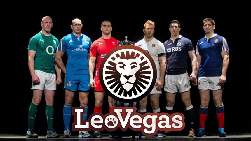 LeoVegas Casino 6 Nations