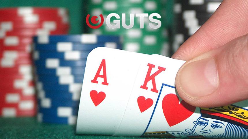 Guts Poker Promo