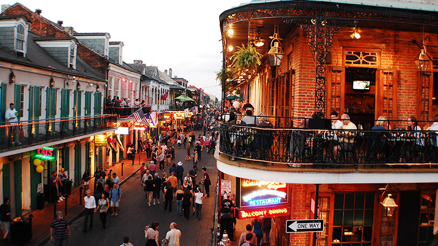 New Orleans Gambling