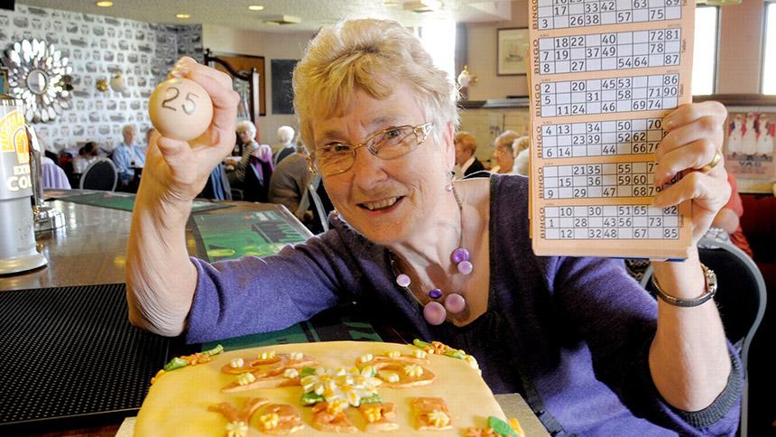 Pensioners Gambling in Thailand