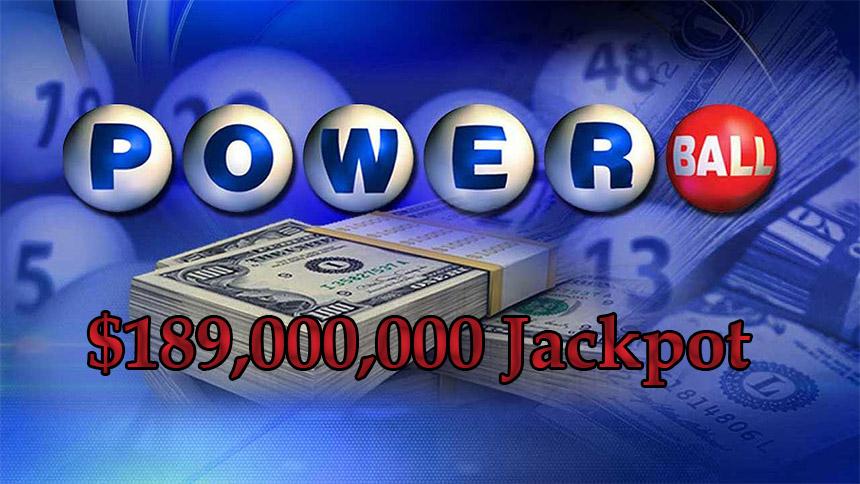 Power Ball Jackpot