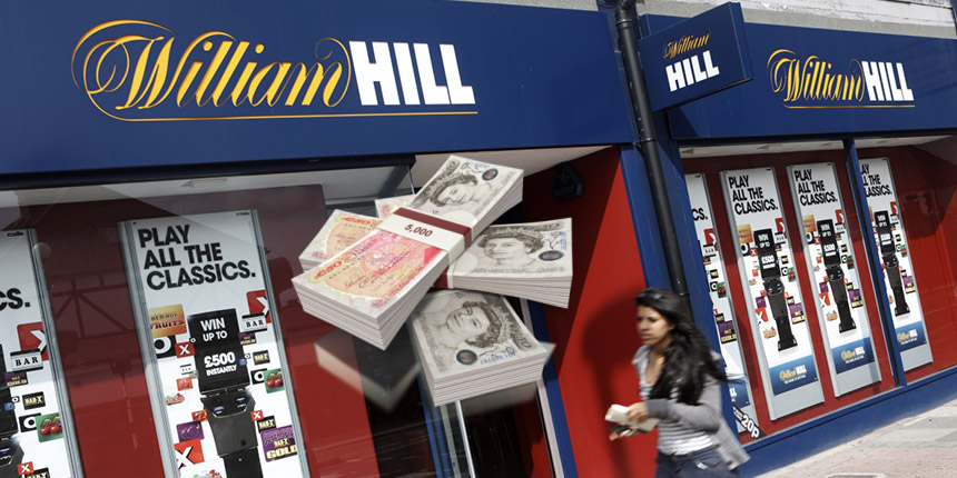 William Hill Winner