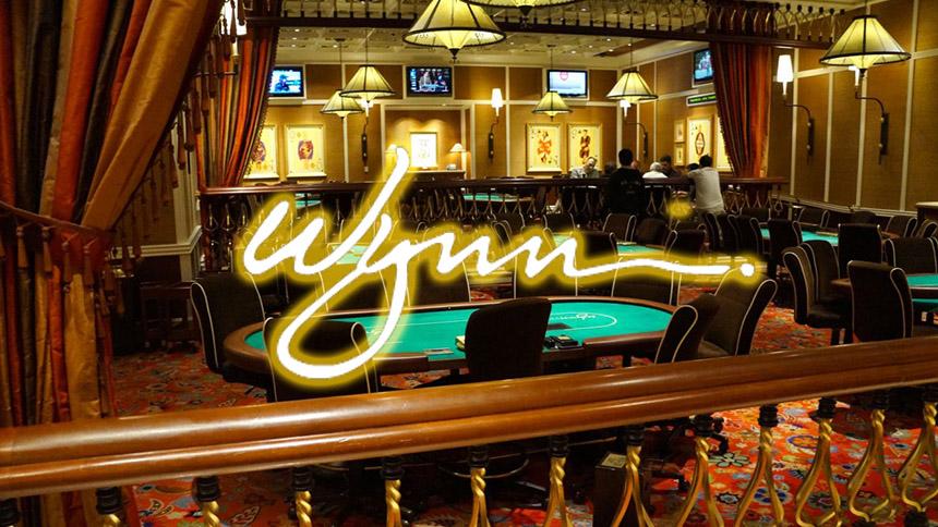 Wynn Casino Poker Room