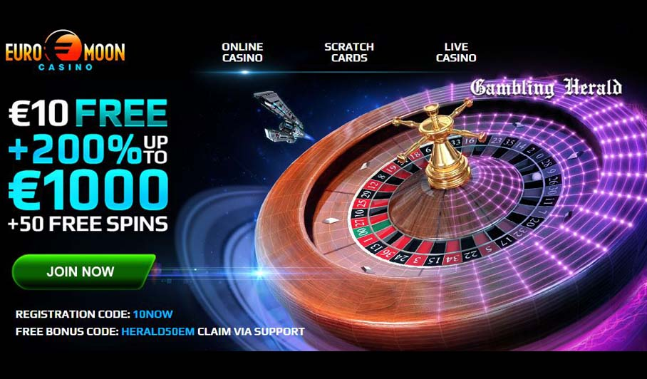 Euromoon Casino Review
