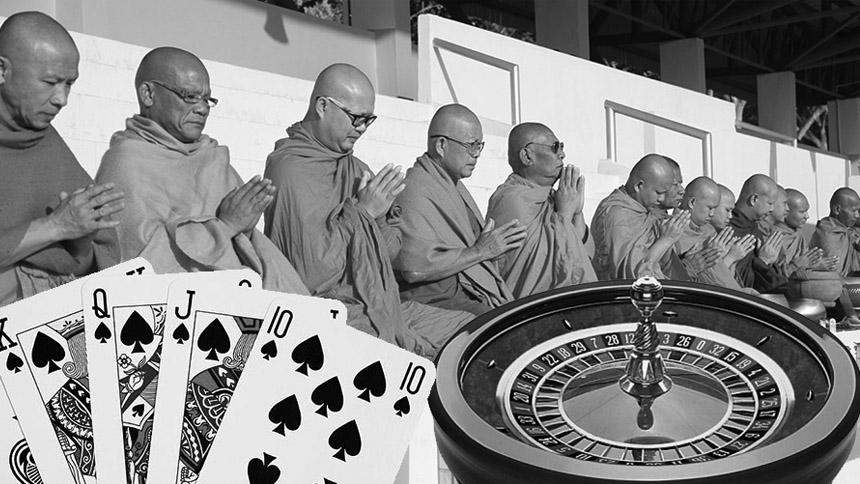 Gambling and Buddhism 1