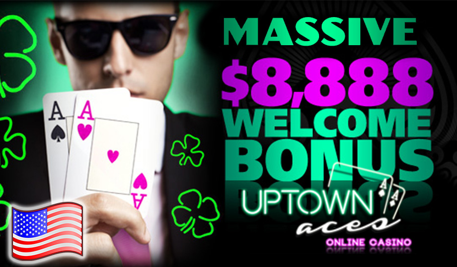 Uptown Aces Casino Review | Get 50 Free Spins