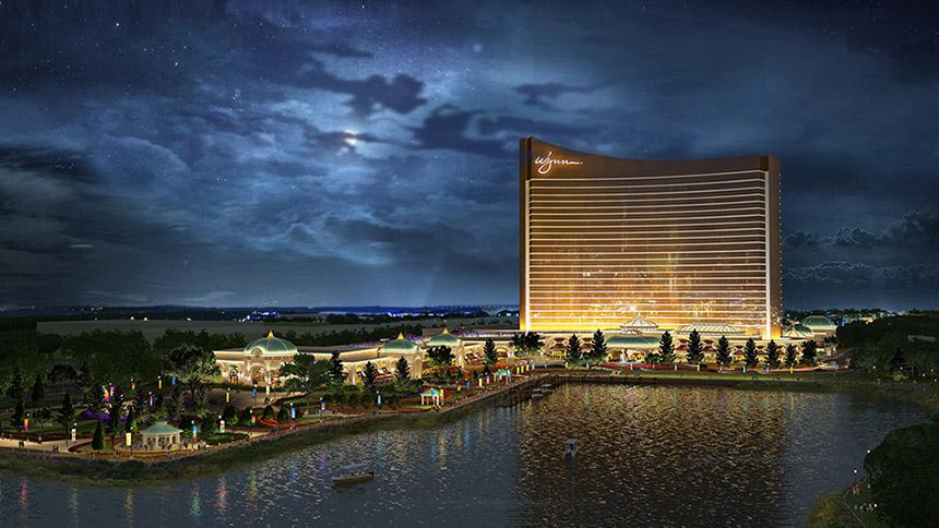 Wynn Everett Casino