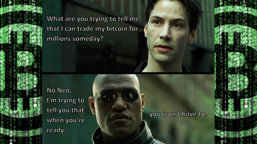 Bitcoin Matrix