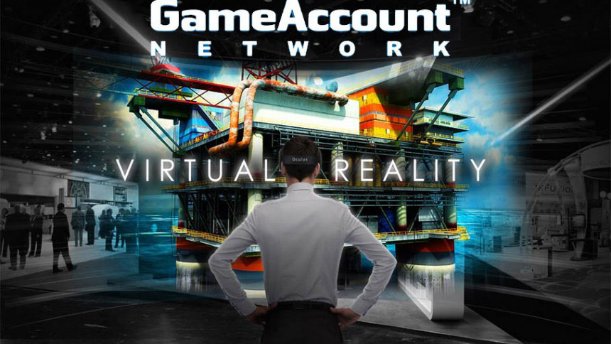 Game Account Network Virtual Reality