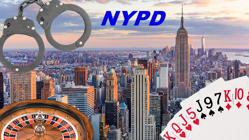 NY Illegal Gambling