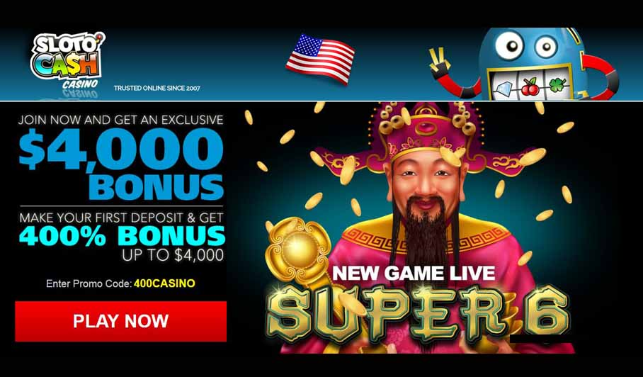 online casino 400 welcome bonus