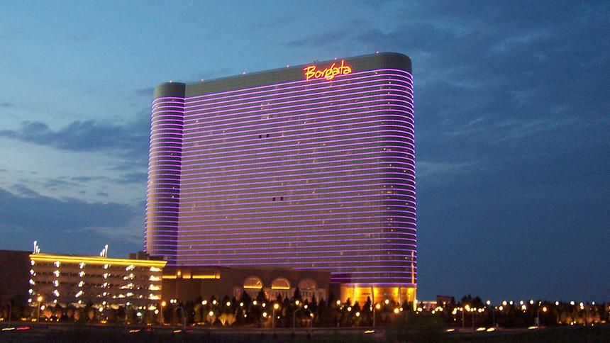 Borgata Casino MGM Resorts
