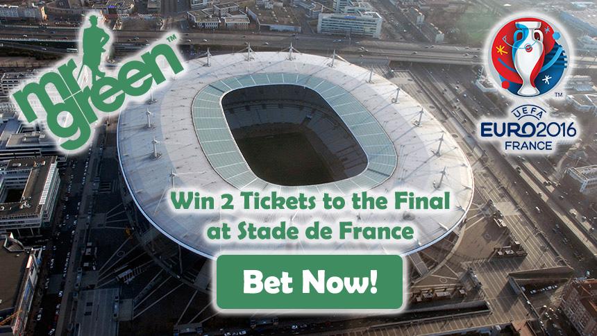 Euro 2016 Final Tickets