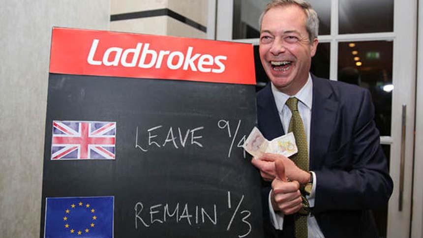 bet on UK referendum brexit