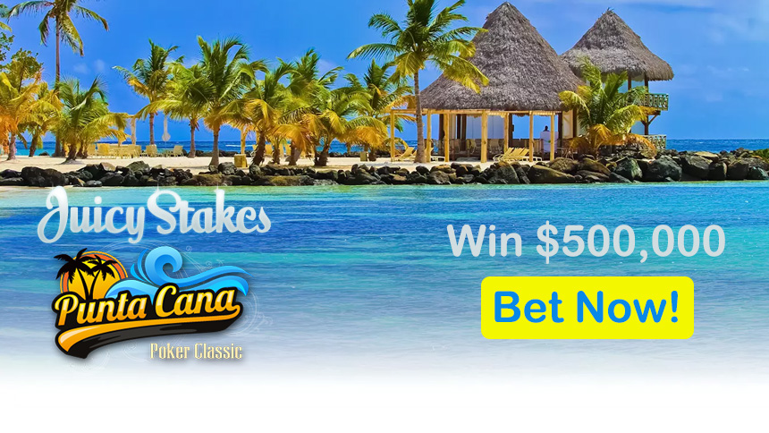 Juicy Stakes Punta Cana