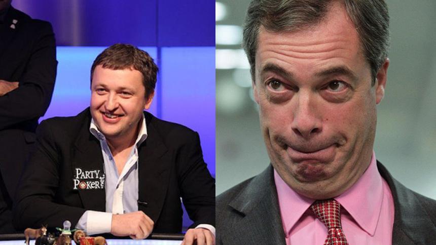 Tony G Nigel Farage
