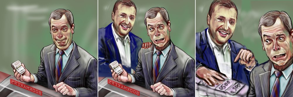 betting on EU Referendum