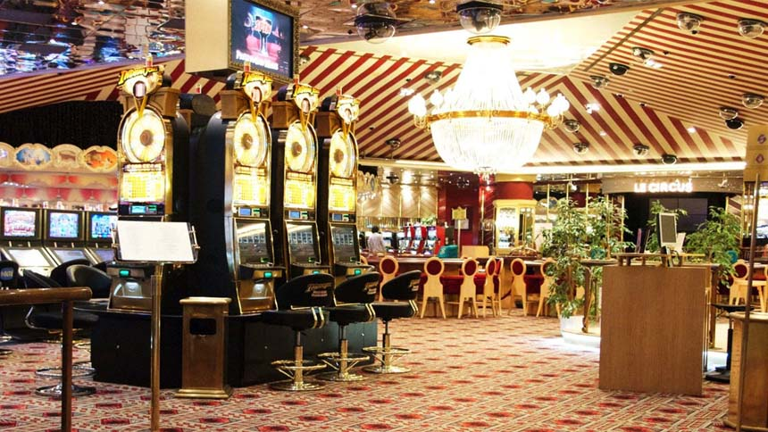 страна казино в европе