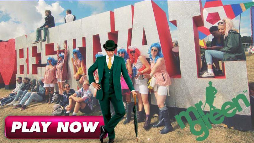 Mr Green Casino Bestival