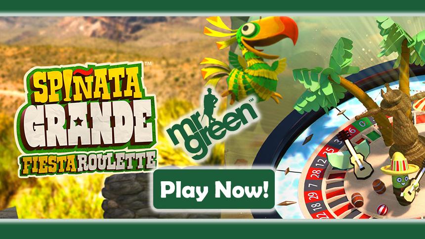 Mr Green Fiesta Roulette