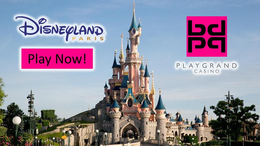 PlayGrand Casino Disneyland Paris