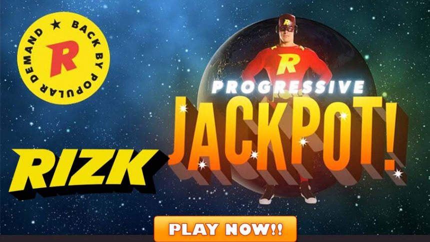 Rizk Casino Progressive Jackpot