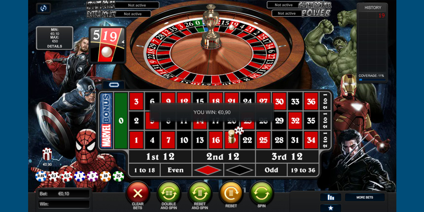 William Hill Vegas Casino Review