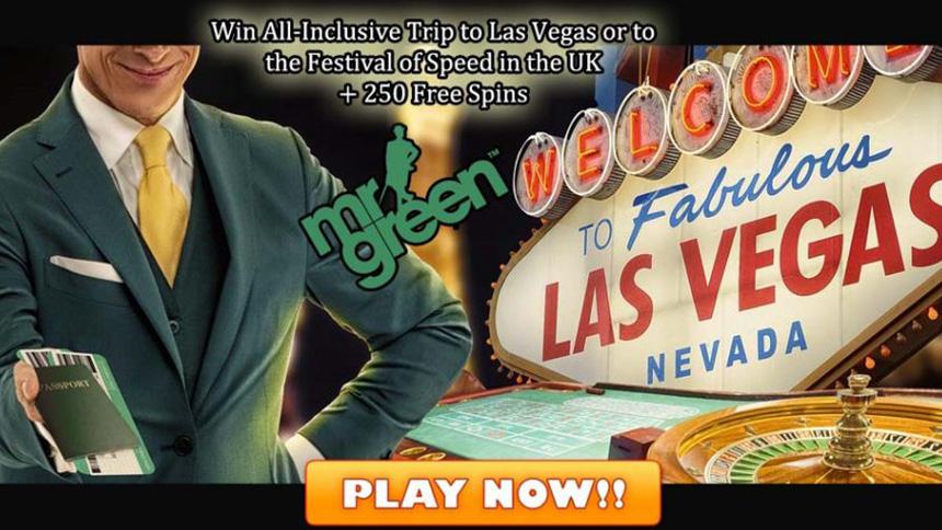 WIn a Trip to Las Vegas