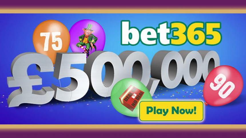 Bet365 Bingo Weekend Party