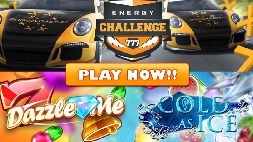 Energy Casino Challenge