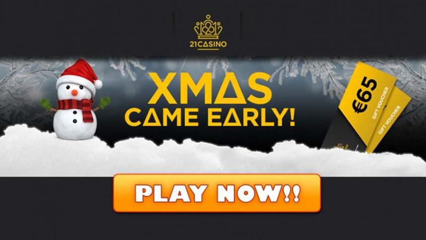 21 Casino Xmas