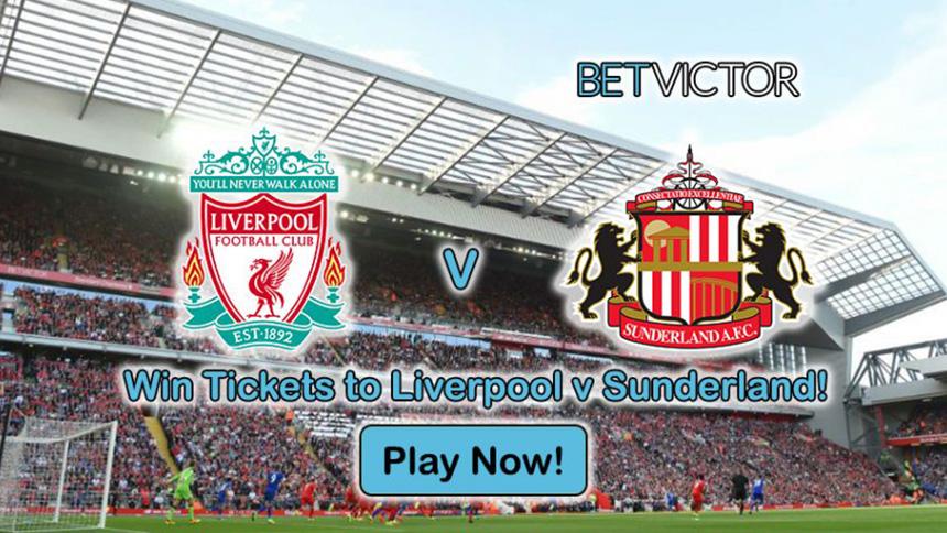BetVictor Liverpool v Sunderland