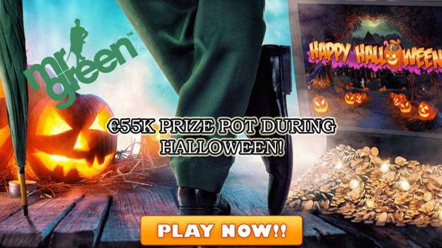 Mr Green Casino Halloween