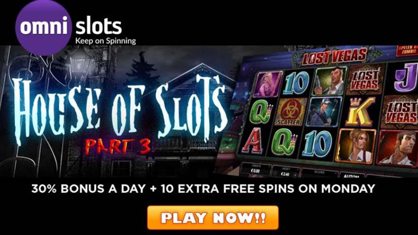 Omni Slots House of Slots