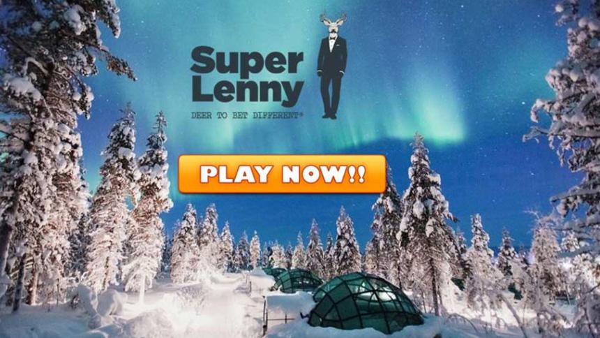 SuperLenny Casino Northern Lights