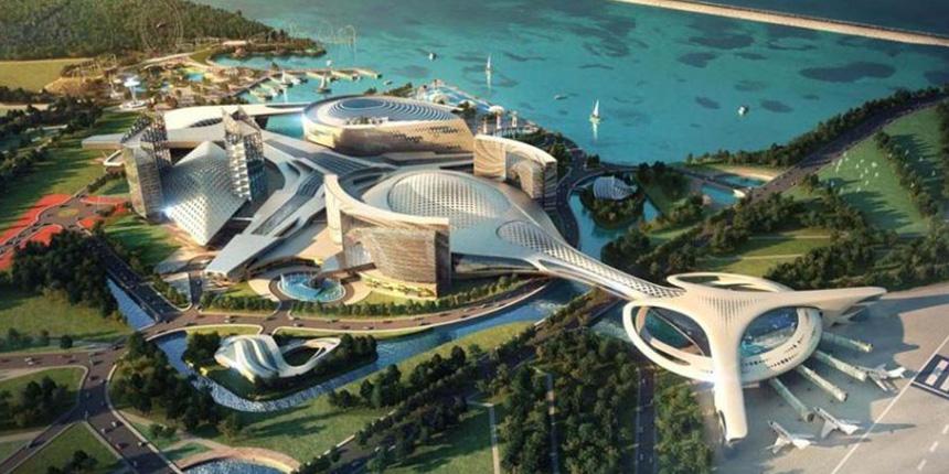 Mohegan Sun Casino in South Korea