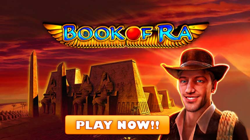 sizzling hot online casino game book of ra