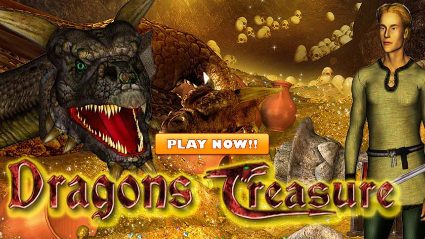 Dragon's Treasure slot - Casumo Casino