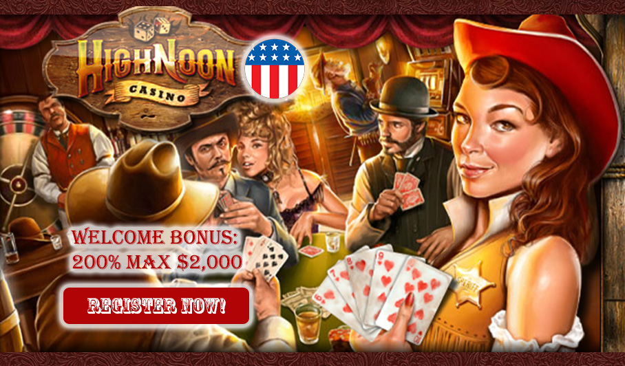 High Noon Casino Online Review With Promotions & Bonuses