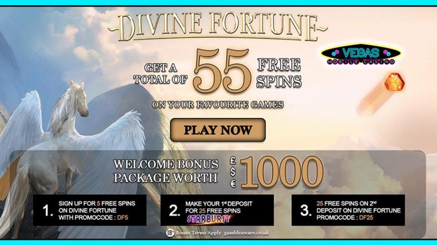 Vegas Mobile Casino Free Spins Bonus & Welcome Bonus