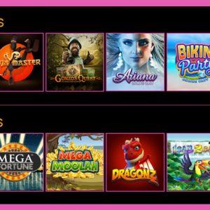 LuckyNiki Casino Review