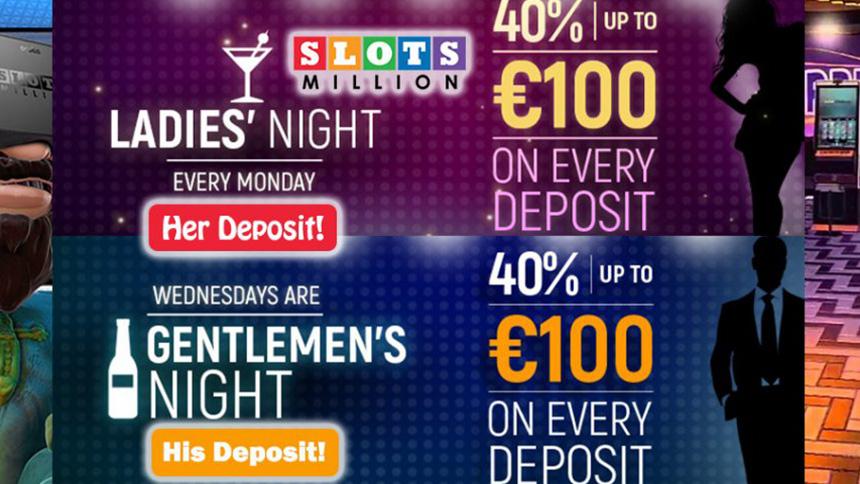 Slots Million Bonus Code (Welcome Bonus)