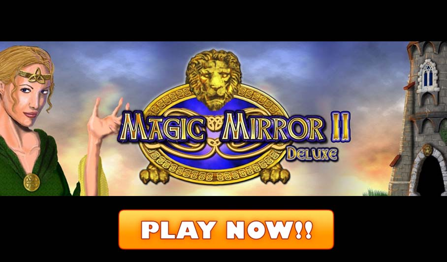 Magic Mirror Deluxe II slot - Casumo Casino