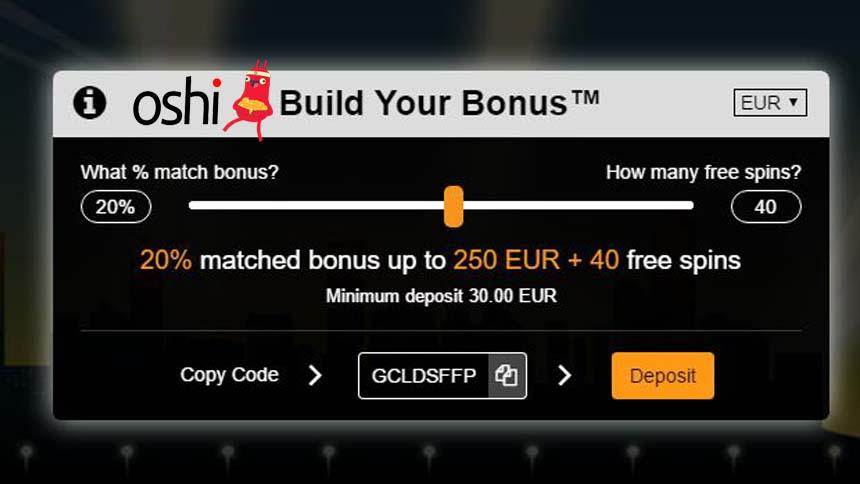 bitcoin casino promotions