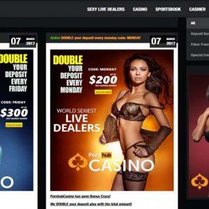 Pornhub Casino Review and Analysis
