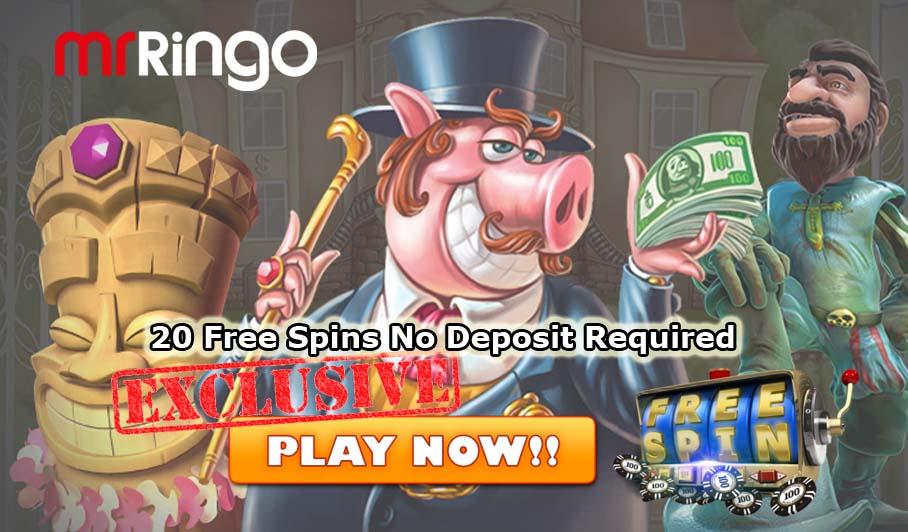 casino free spins no deposit bonus